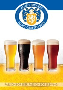 Agars Brewery Product Brochure