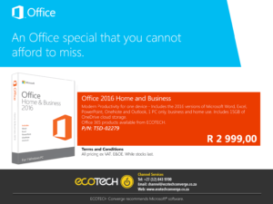 ECOTECH Microsoft Mailer