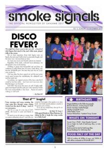 Smoke Signals - Scout Newsletter, SANJAMB